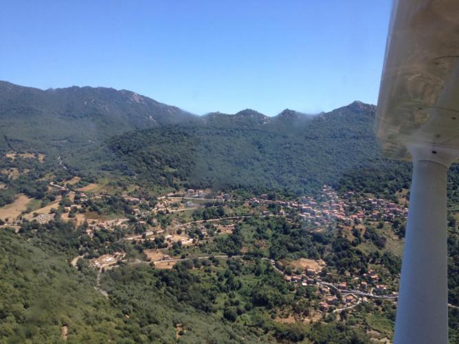 Le village de Sollacaro