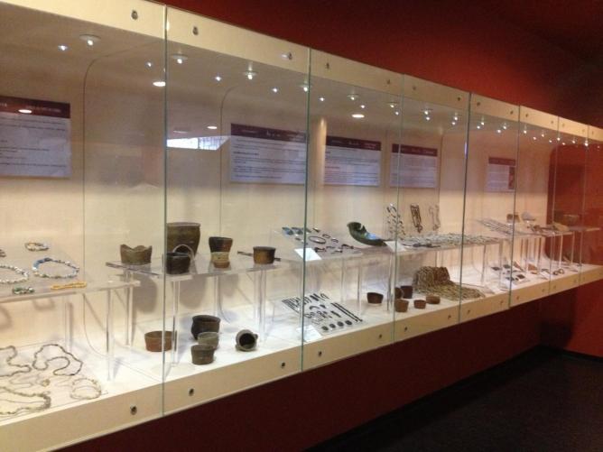 au musée de Sartène