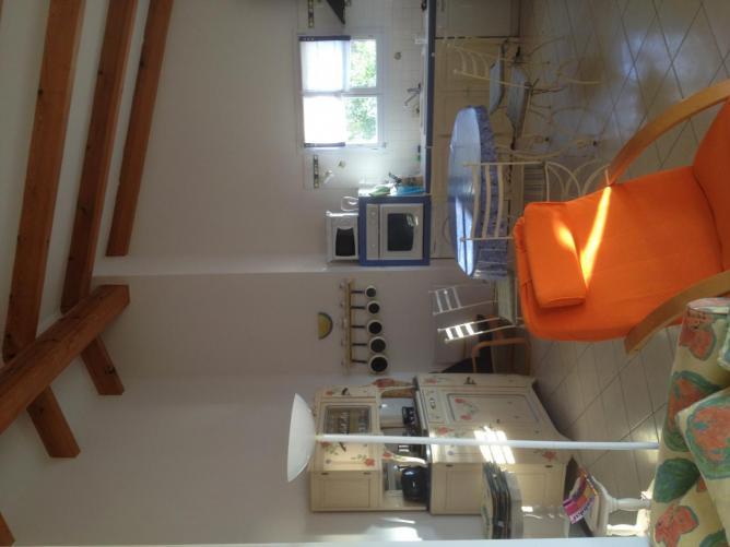 la cuisine du grand meublé
